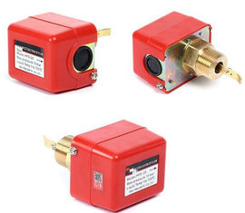 Automatic Micro Paddle Type Flow Switch Waterproof Max 1.5Mpa Pressure