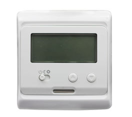 Smart Digital Heated Floor Thermostat NTC Sensor 220V-240V With LCD Screen