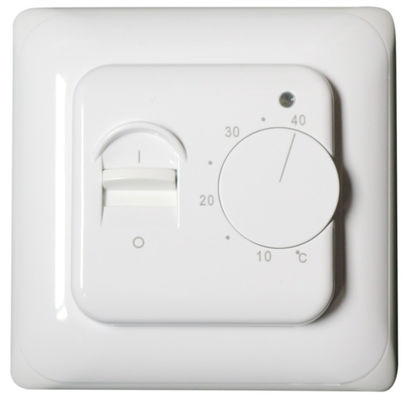 5VA Manual Heated Floor Thermostat For Underfloor Heating System