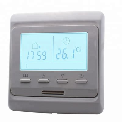 220V / 230V Heated Floor Thermostat SK Series With LCD Screen 16A