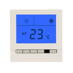 Energy Saving Digital Fan Coil Thermostat Air Conditioner Temperature Control