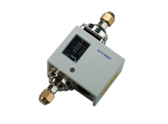 Single/Dual pressure control for air conditioning parts