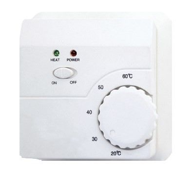 Electric Underfloor Heating Thermostat , Household Digital Room Thermostat