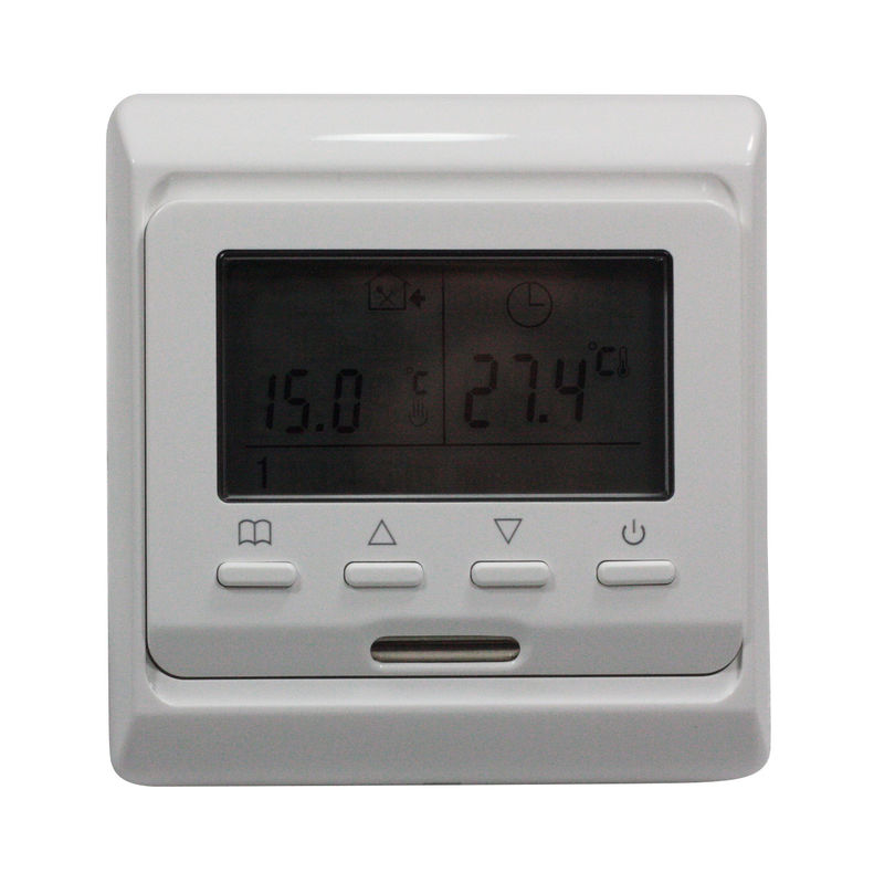 Warm Up Underfloor Heating Thermostat / Electric Heat Wifi Thermostat HVAC Systems