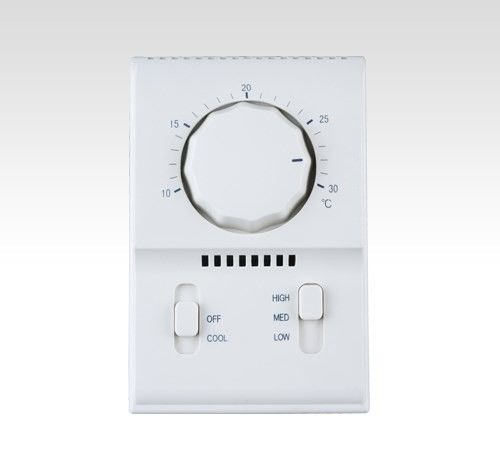 Room Control Heating Air Conditioning Thermostats Flush / Wall Mounted Type