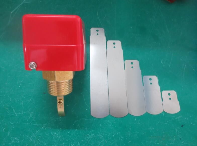 Professioanl HVAC Controls Products Paddle Type Water Flow Switch