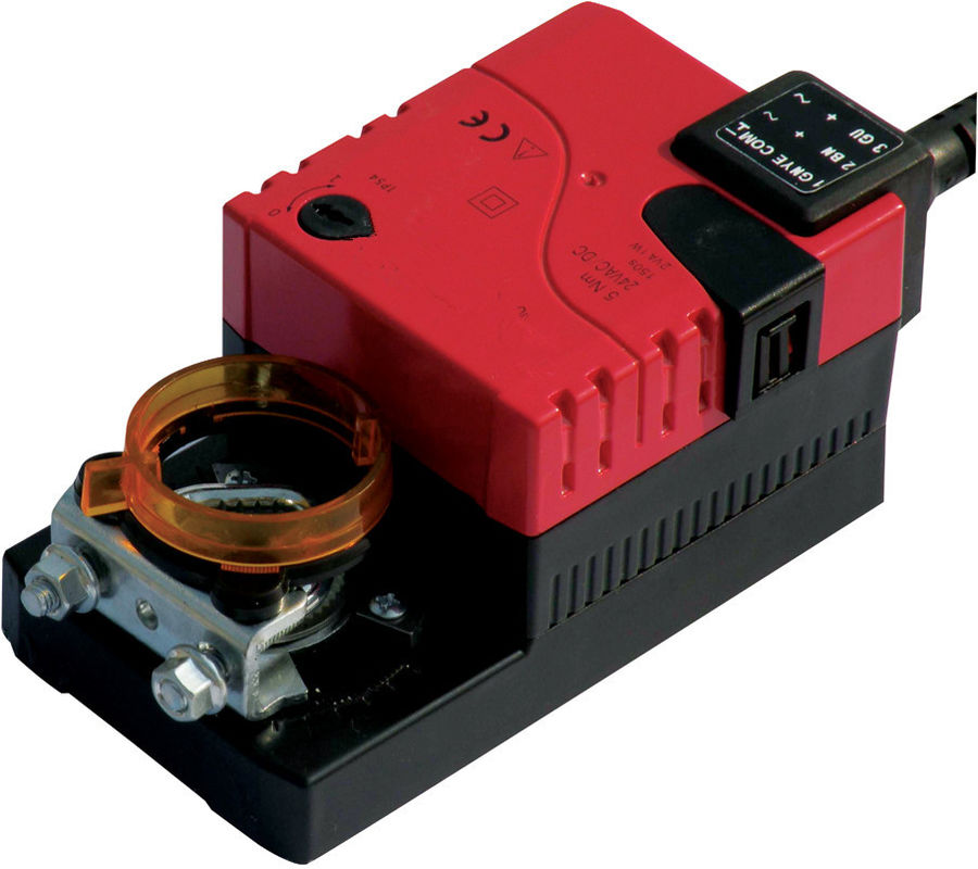 ON / OFF General Modulating Valve Actuator 50/60Hz Single Line Control Signal