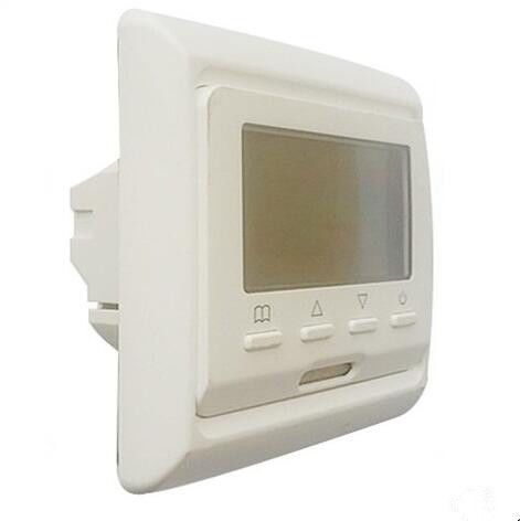 Room Temperature Controller Underfloor Heating Thermostat In Bathroom