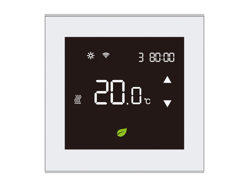 Easy Electric Heated  Room Thermostat Under Floor heating thermostat