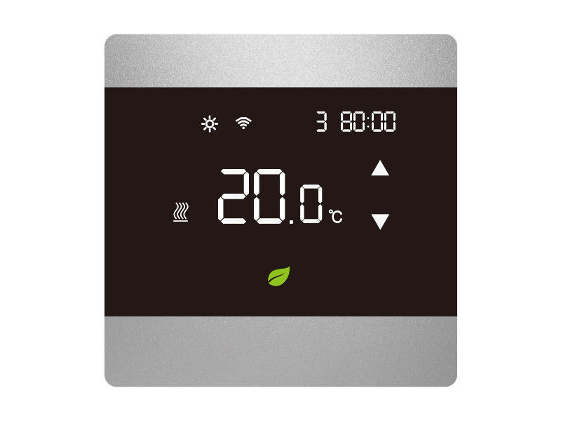 Digital Underfloor Heating Programmable Thermostat With LCD Screen