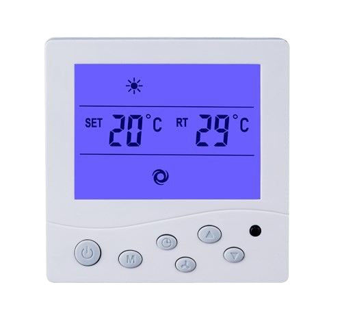 LCD Digital Heating Thermostat Replacement 50/60Hz Digital Furnace Thermostat