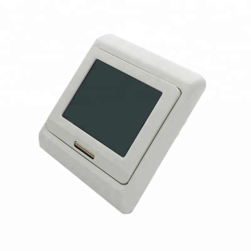 Networking Function Touch Screen Heating Thermostat 50/60HZ Frequency