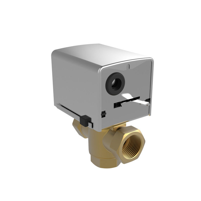 1.6MPa Low Pressure Fan Coil Unit Motorized Zone Valve With Brass Valve Body