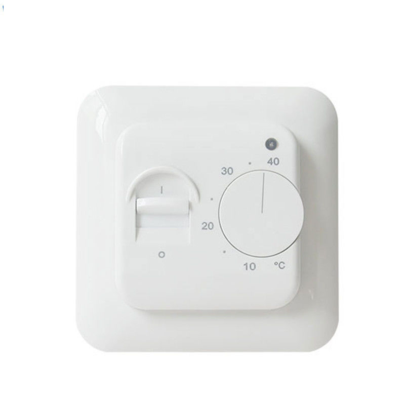 Customized Heated Floor Thermostat 2- Position Control Electric Underfloor Thermostat